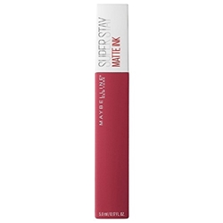 Изображение Maybelline Super Stay Matte Ink Un-Nudes Lipstick No. 80 Ruler, color-intensive lipstick for up to 16 hours hold and with trendy matte finish, in matte trend colors, 5 ml