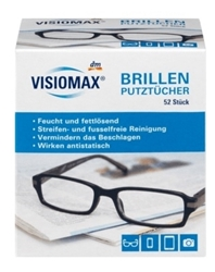 Picture of VISIOMAX eyeglass cleaning