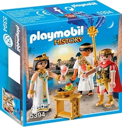 תמונה של PLAYMOBIL 5394 - Caesar and Cleopatra