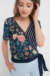 Изображение Blouse with pattern mix