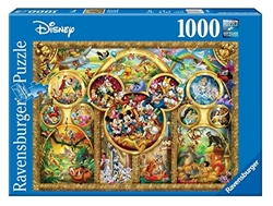 Изображение Ravensburger 15266 - The most beautiful Disney themes