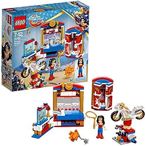 Berlinbuy Lego Dc Super Hero Girls 41235 Wonder Womans Sleeping