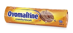 Picture of Ovaltine Crunchy Biscuit, 4-pack (4 x 250 g)