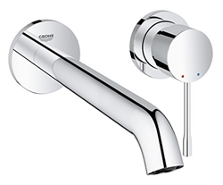 תמונה של GROHE Essence | Bath fitting - 2-hole basin mixer | 230 mm | 19967001