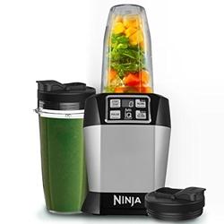 Изображение Nutri Ninja food processor with 1000W power and auto iQ - BL480EU