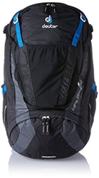 Изображение Deuter Trans Alpine 30 Backpack, Black-Graphite, 54 x 28 x 24 cm, 30 L