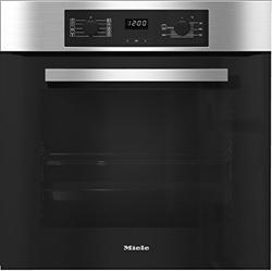 תמונה של Miele H 2267 B Active Oven / 55.4 cm / Time of day display / Timer / Start-stop programming / Stainless steel / CLST