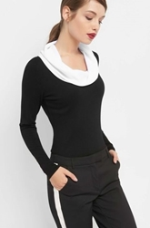 Picture of Blouse with turtleneck