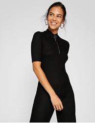 Изображение Jumpsuit with zip neckline