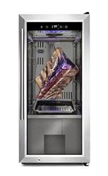 תמונה של CASO 688 Dry Aged refrigerator, high-quality maturing cabinet with compressor technology, for storage and maturity of high-quality meat and other foods
