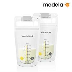 Изображение Medela breast milk bag, hygienic, space-saving, leak-proof (25 pieces)