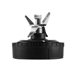 Изображение JullyeleDEgant Blender Parts Stainless Steel Juicer Mixer Blade Parts 7 Tooth Blender Knife Base For Ninja BL810 Series