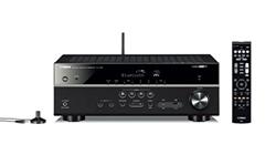 Picture of Yamaha RX-V483 MusicCast AV receiver black