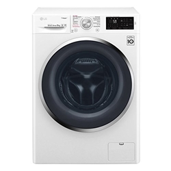 Изображение LG F 14WM 9KG Washing Machine Front Loader / A +++ / 1400UpM / White / Steam Function: The wellness oasis for your clothes / Smart Diagnosis