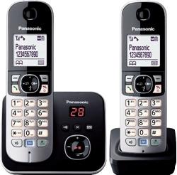 תמונה של טלפון פנסוניק עם מענה אוטומטי