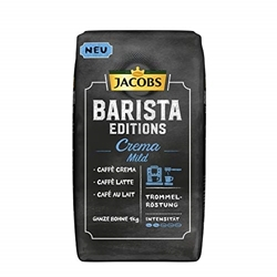 Изображение Jacobs Barista Editions Crema Mild, Coffee Whole Bean, 1 kg