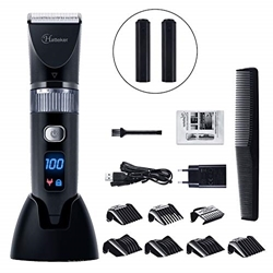 Picture of Hatteker hair clipper professional hair trimmer men hair trimmer beard trimmer