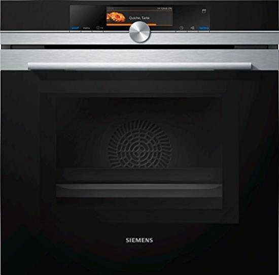 תמונה של תנור סימנס IQ700 דגם HN678G4S6  חכם עם אידוי וצג אלקטרוני