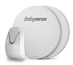Picture of NEW BABYSENSE 7 Baby respiratory monitor with 2 sensor mats. Medically approved!