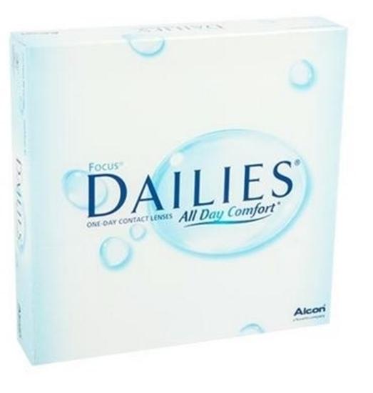 תמונה של עדשות מגע יומיות Dailies All Day Comfort מבצע חם!