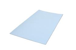 תמונה של GleitGut Teflon cut self-adhesive 100 x 200 mm - punched - Teflongleiter extra thin - only 1.5 mm total thickness