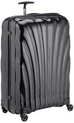 תמונה של מזוודת סמסונייט בצבע שחור