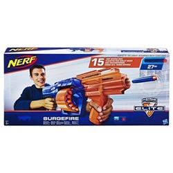 Picture of Hasbro Nerf E0011EU4 N Strike Elite Surgefire Toy Blaster