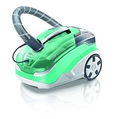 תמונה של Thomas 788577 Aqua + X10 Multiclean Vacuum Cleaner without Bag Aquamarine / White 48.6 x 31.8 x 30.06 cm
