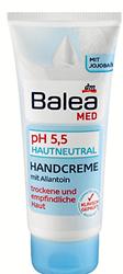 Picture of Balea Med Hand cream pH 5.5 skin-neutral, 100 ml