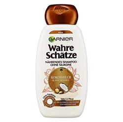 Picture of Garnier Shampoo Coconut Milk 250ml