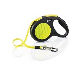 Изображение flexi New Neon Dog leash, M / L
