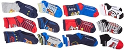 Picture of FABTASTICS boys socks Ourense, 12 pairs
