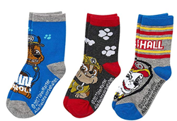 Picture of Paw Patrol Boys 5 Pack Socks - Gray