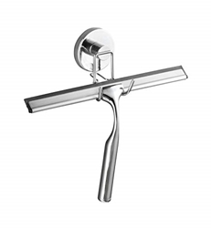 Picture of Wenko 20877100 Vacuum-Loc shower puller - fixing without drilling, steel, 25 x 21.5 x 6 cm, chrome