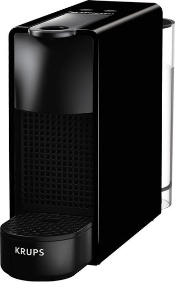 תמונה של מכונת נספרסו שחורה Essenza Mini