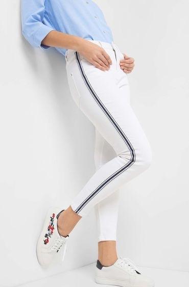 klar in Sicht vollständige Palette von Spezifikationen schnell verkaufend BerlinBuy. ORSAY Skinny jeans with Galon stripes