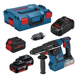 Изображение Bosch cordless hammer drill GBH 18V-26 F Professional, 18Volt
