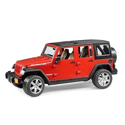 Изображение Bruder Jeep Wrangler Unlimited Rubicon / 02525