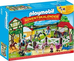 Picture of Playmobil 9262 - Adventskalender Reiterhof