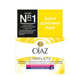 Изображение Olaz Night Cream Essentials Complete, 50 ml