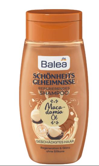 balea shampoo ohne silikone