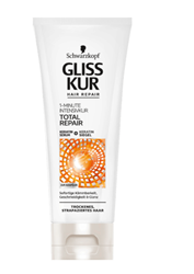 Picture of Schwarzkopf Gliss cure Hair Treatment Total Repair 1-Minute Intensive Treatment, 200 ml