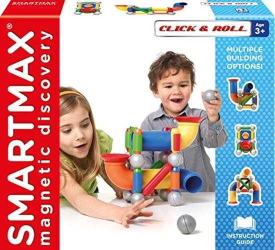 תמונה של Smartmax SMX404 Magnet Construction Kit, Multicolor