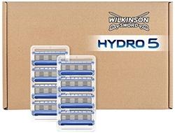 Изображение Wilkinson Sword Hydro 5 razor blades for men Razor letterbox capable, 8 pcs