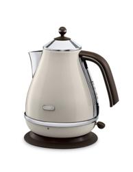 תמונה של De'Longhi KBOV 2001.BG kettle (1.7 l, retro look) beige