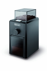 Изображение DeLonghi KG 79 Professional coffee grinder (plastic case, up to 12 cups) black
