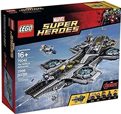 Picture of LEGO 76042 - Super Heroes - Marvel AVENGERS - The SHIELD Helicarrier
