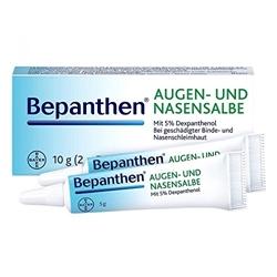 Изображение Bepanthen eye and nose ointment 10 g