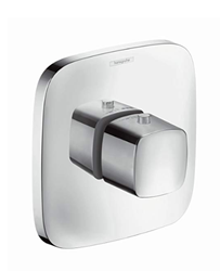 Изображение Hansgrohe Puravida Thermostat Unterputz (Chrom, 15772)
