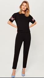 Изображение Floral motif jumpsuit